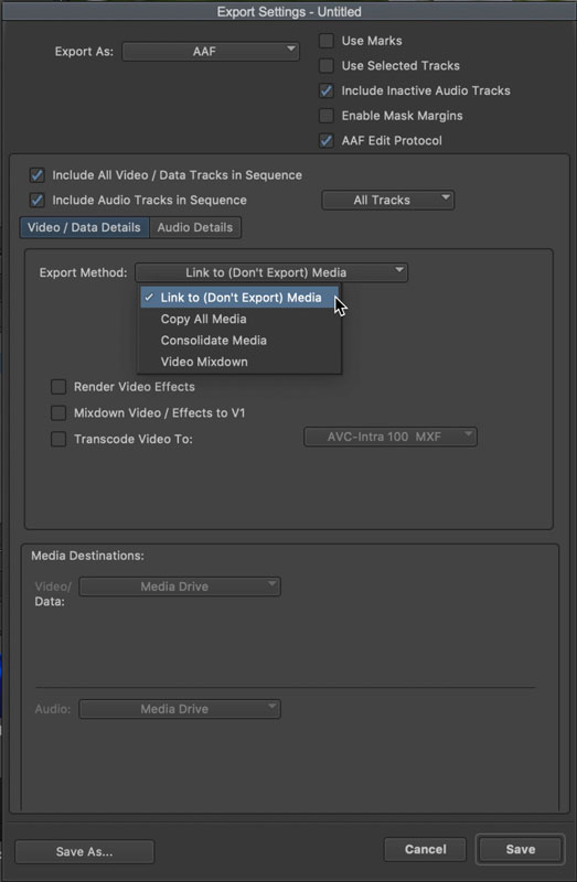 How To Import Avid Projects Into Premiere (and Vice Versa) - Evolphin